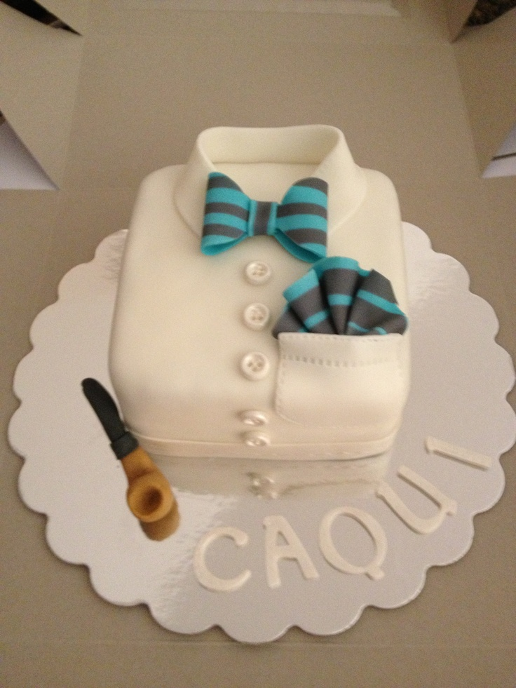 25 best ideas about bow tie cake on pinterest