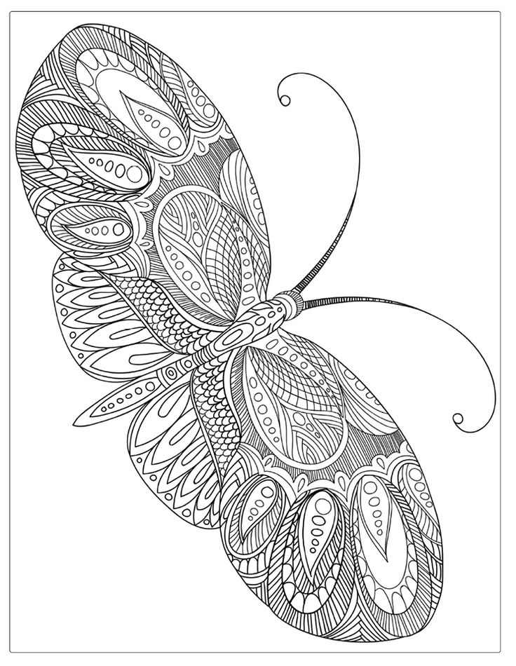 6158 best images about COLORING, ZEN, RELAXATION