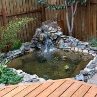 Best Ponds from Readers' Yards | Gardens, Backyard ponds ...