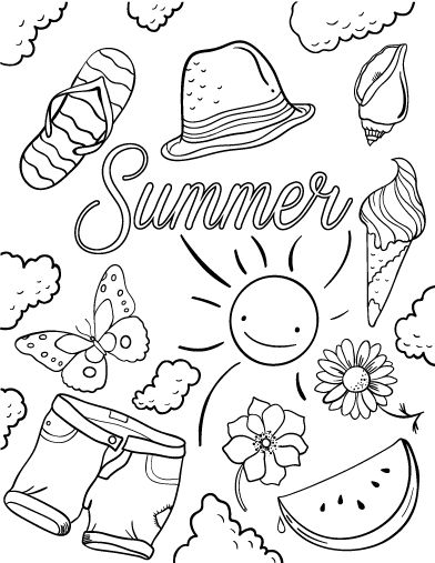 17 Best images about Coloring Pages at ColoringCafe.com on