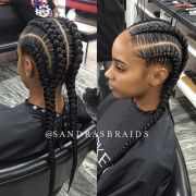 ideas african hairstyles
