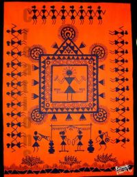 CreationS - The Essene of Arts: Warli - The Tribal art of ...