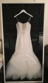 17 Best ideas about Wedding Dress Display on Pinterest
