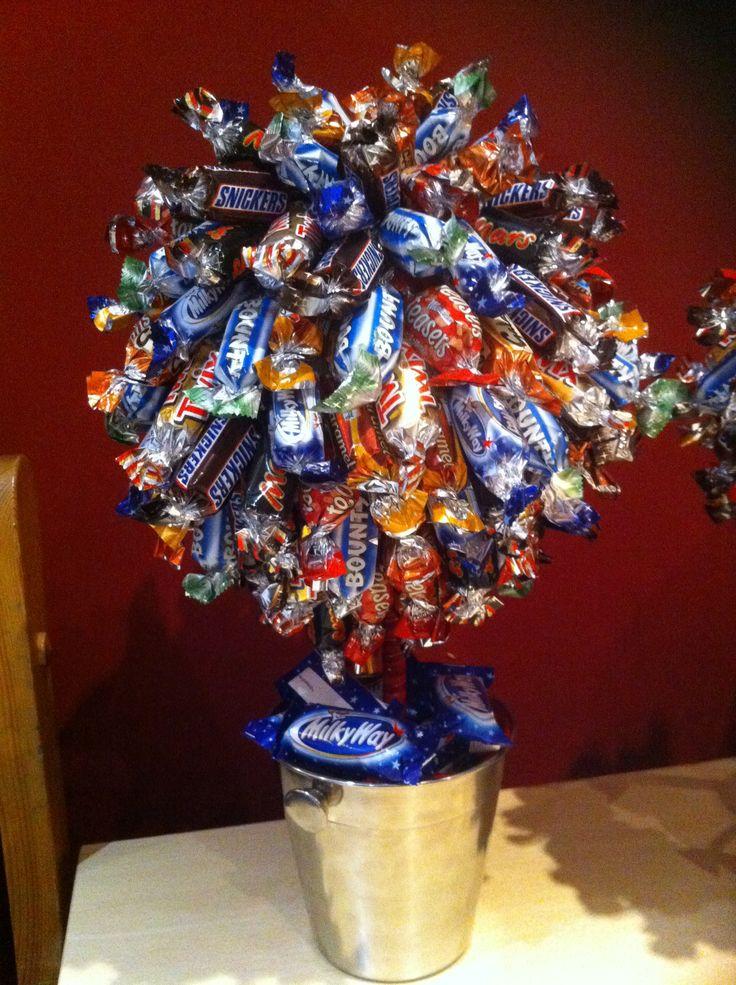 Hero And Celebration Sweet Tree I Made TheseI Want To