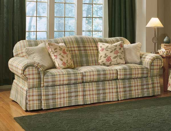 burgundy sofa and loveseat slipcover for leather country plaid sofas | anyone have couches? edited ...