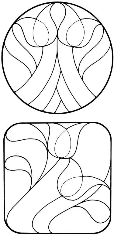 17 Best images about Stained Glass Patterns on Pinterest
