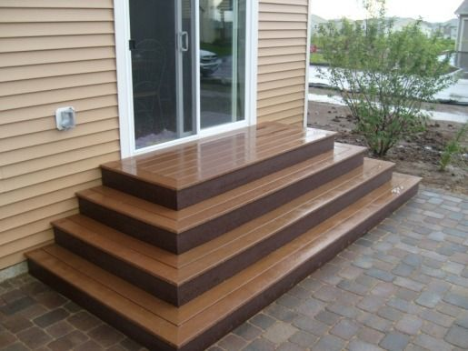 25 Best Ideas About Patio Steps On Pinterest Patio Stairs Deck