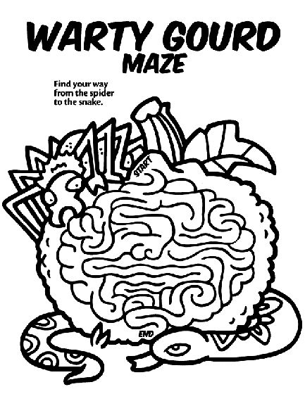 17 Best images about Coloring: Mazes & Puzzles on