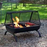 17 Best ideas about Fire Pit Grill on Pinterest   Diy ...