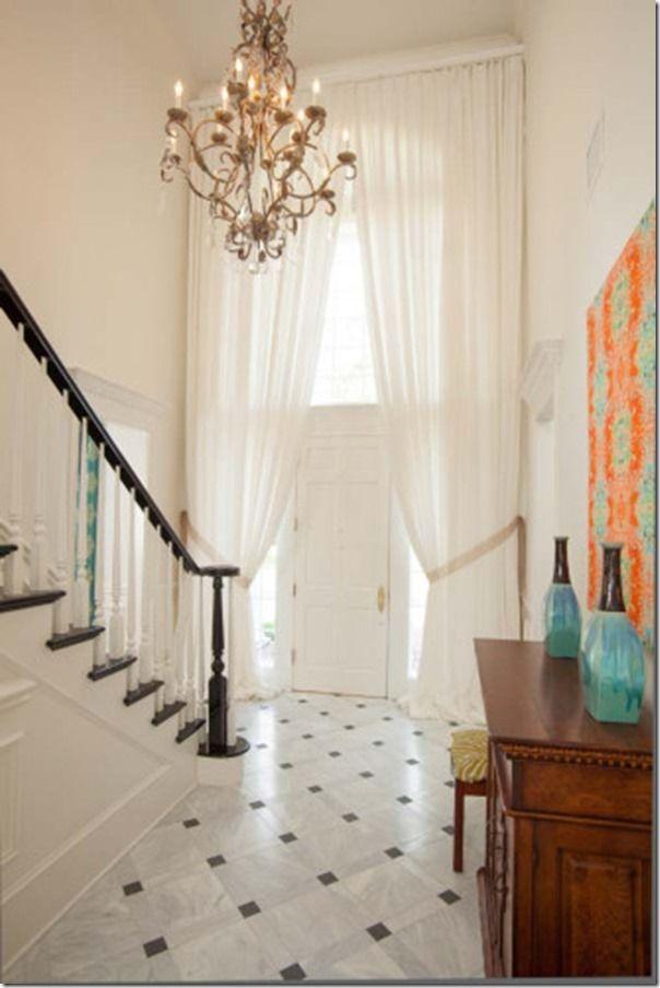 33 Best Images About Foyer Window Treatments On Pinterest Window
