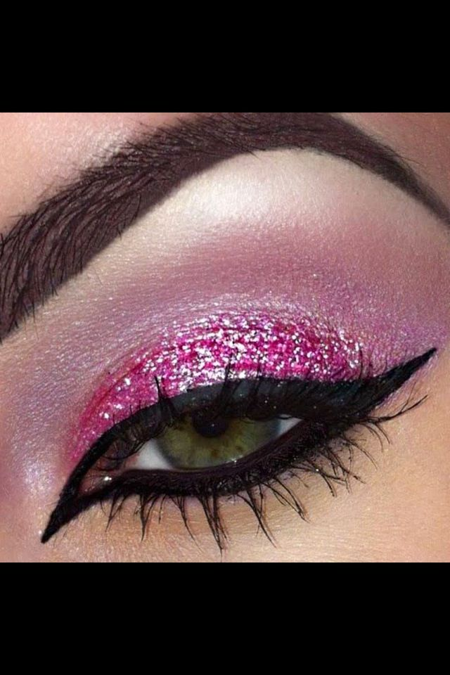 20 Gorgeous Pink Eye Makeup Collections 2015