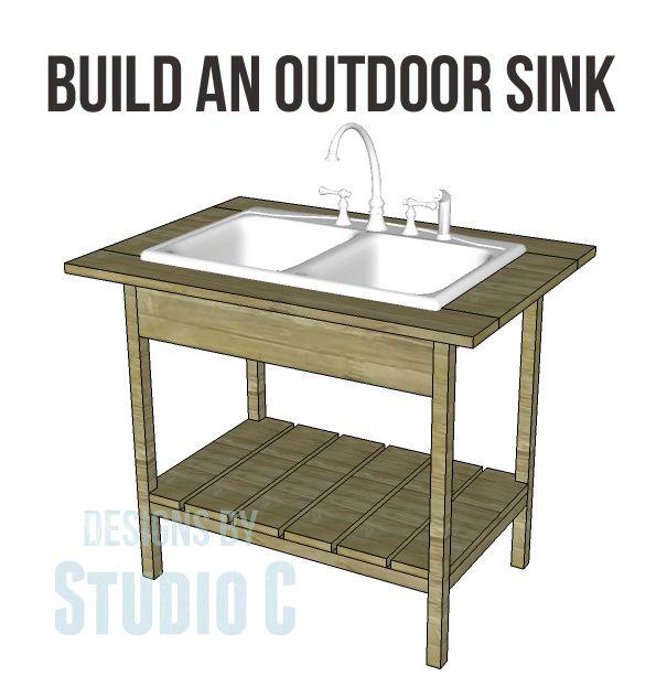 25 Best Ideas about Outside Sink on Pinterest  Garage