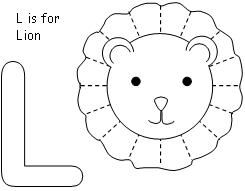 13 best images about Lion Early Learning Printables and