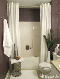 Best 25+ Two shower curtains ideas on Pinterest | Kids ...