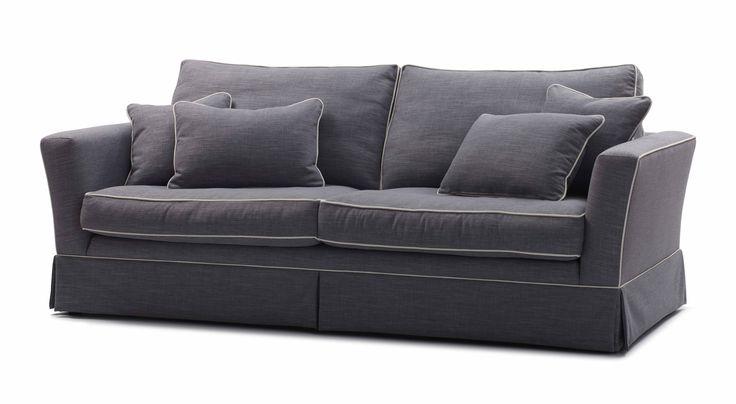 pattern for loose sofa cover navy blue slipcovers molmic carter //   coastal living hamptons ...