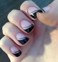 30 Easy Nail Designs for Beginners | Nail design, Do it ...