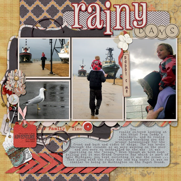 25 best images about Scrap Disney Rainy Day on Pinterest