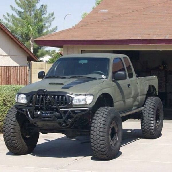 25+ Green Tundra Landscaping Truck Pictures and Ideas on Pro