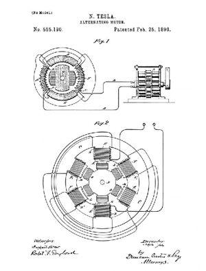 25+ best ideas about Nikola tesla patents on Pinterest