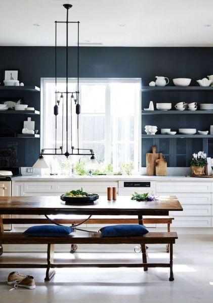 dark navy blue kitchen walls 1000+ ideas about Dark Blue Kitchens on Pinterest