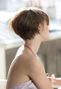 25 Best Ideas About Short Wedge Haircut On Pinterest Wedge