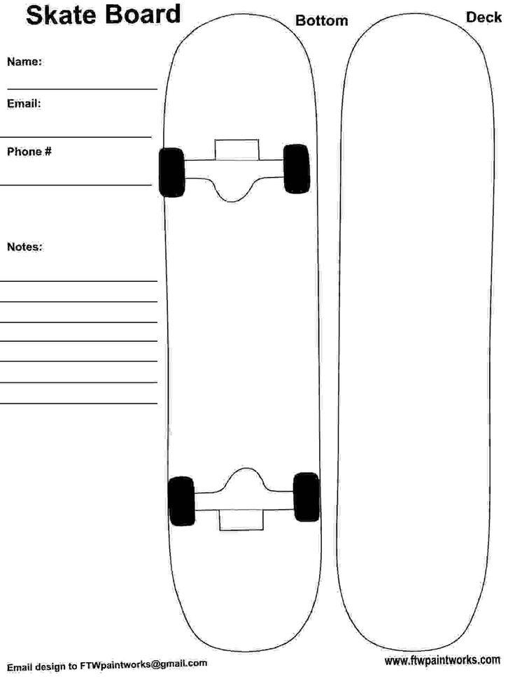 25+ best ideas about Skateboard party on Pinterest