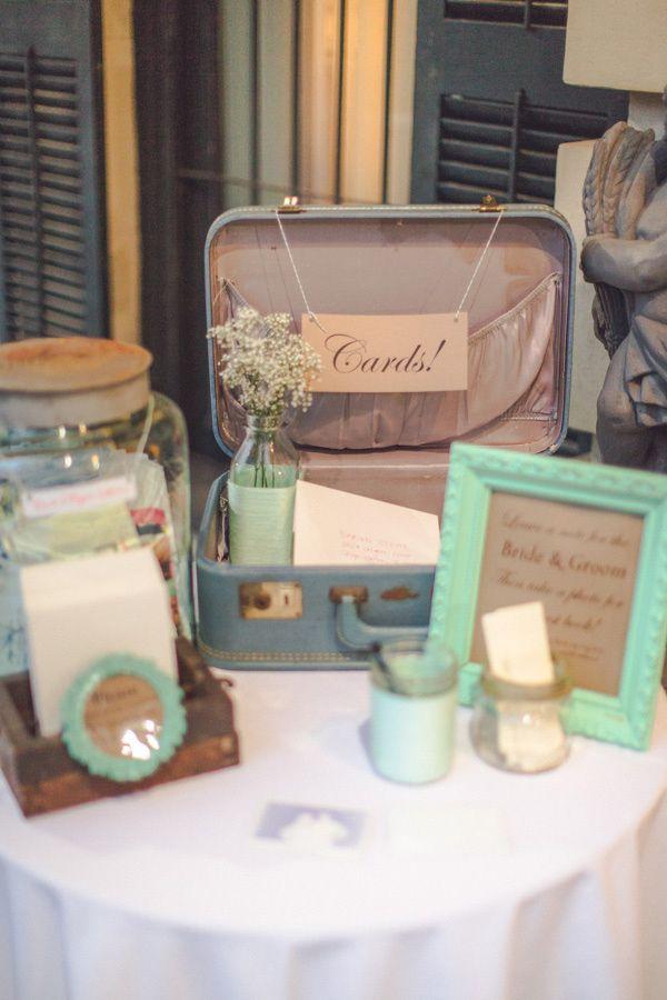 Wedding Reception Gift Table Ideas Deweddingjpg
