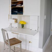 Best 25+ Fold down desk ideas on Pinterest | Fold down ...