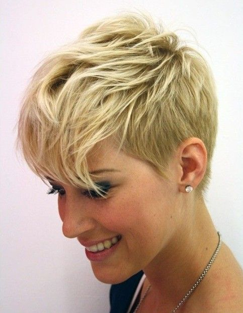 25 Best Ideas About Really Short Haircuts On Pinterest Really
