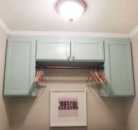 25+ best ideas about Laundry cabinets on Pinterest | Small ...