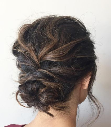 25 best ideas about low bun wedding hair on pinterest low updo wedding hair updo and