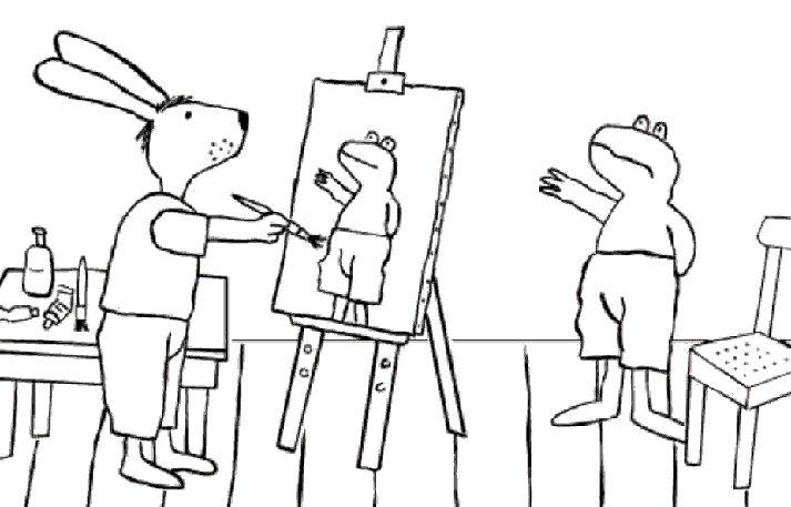 89 best images about Thema: kikker en zijn vriendjes on