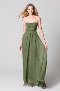 17+ best ideas about Olive Green Bridesmaid Dresses on ...