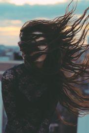 ideas wind hair