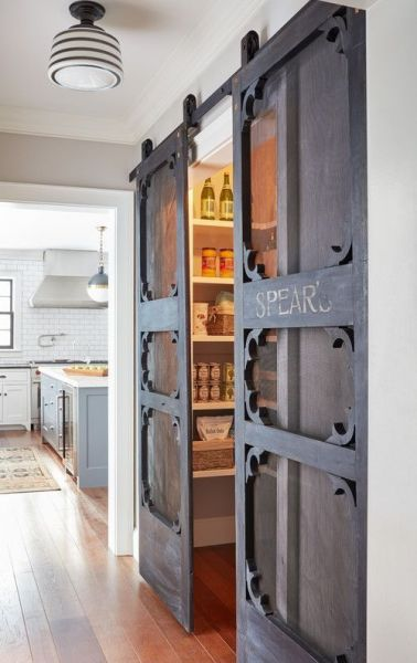 sliding barn door kitchen pantry 17 Best ideas about Sliding Barn Doors on Pinterest   Barn