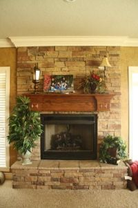 Remove Fireplace Mantel Shelf - WoodWorking Projects & Plans