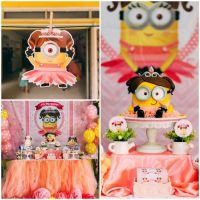 1150 best images about Despicable Me Birthday Party Ideas ...