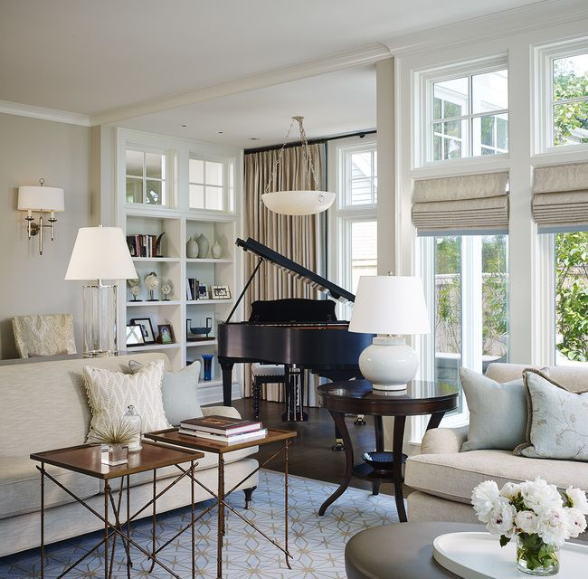 25+ best ideas about Piano living rooms on Pinterest