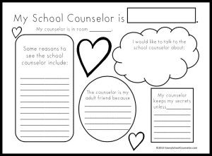 65 best images about Meet the School Counselor: Bulletin