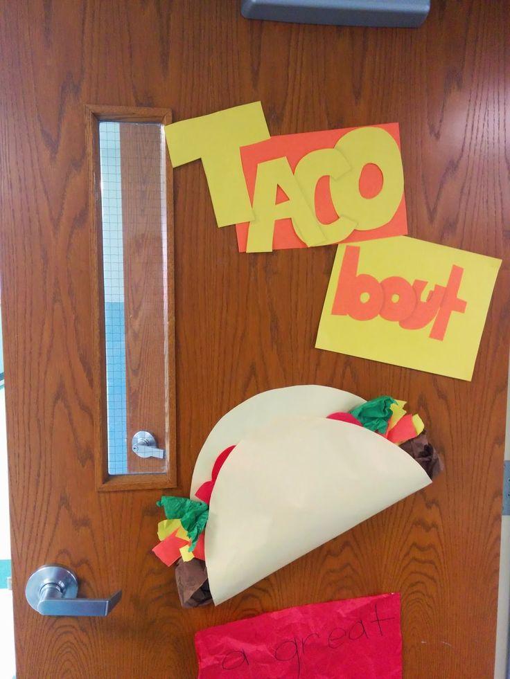 17 Best ideas about Spanish Classroom Door on Pinterest