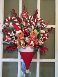 Best 25+ Santa wreath ideas on Pinterest | Diy door ...