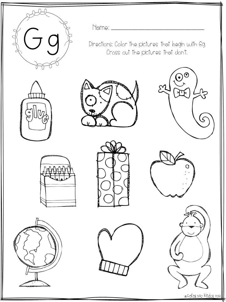 1000+ images about Literacy-Beginning Sounds on Pinterest