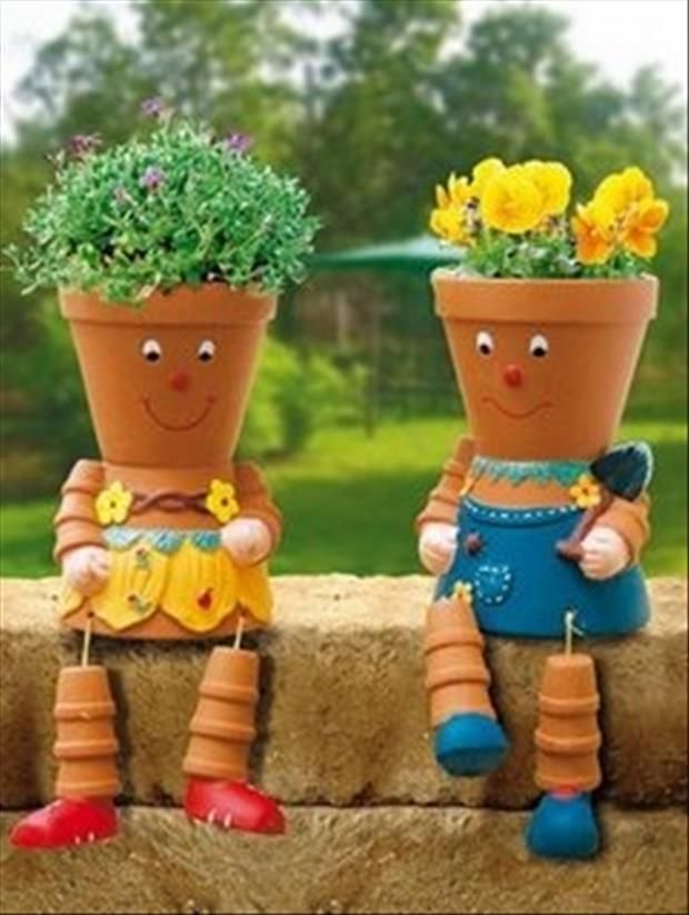 25 Best Ideas About Flower Pot Design On Pinterest Clay Pot