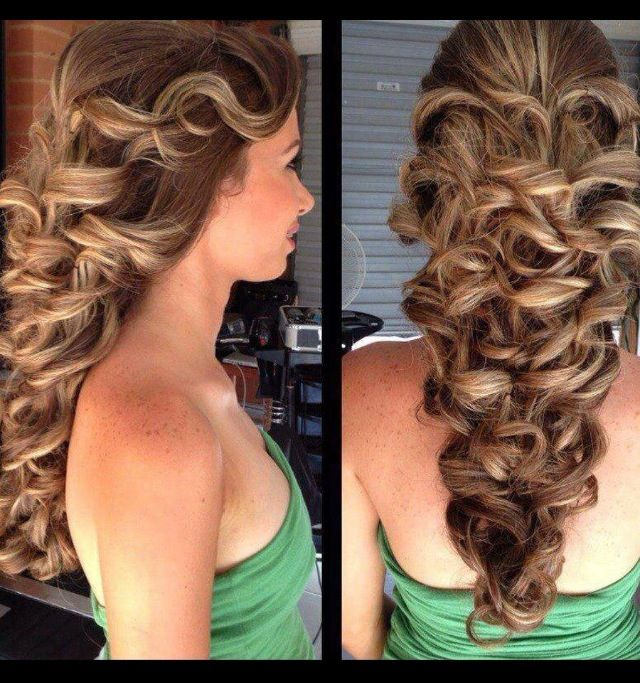 115 Best Images About Hair Curls On Pinterest Vintage Waves