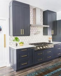 25+ best ideas about Blue cabinets on Pinterest | Navy ...