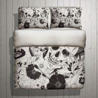 25+ best ideas about Black white bedding on Pinterest ...