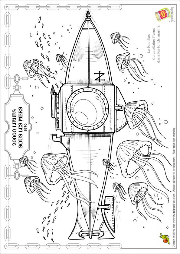 70 best images about Julio Verne: semana del libro 15-16