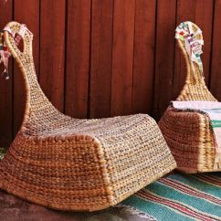 Banana Fiber Rocking Chair Craftsman Style Chairs Ikea Ps Gullholmen Chair, | Beautiful, Leaves And