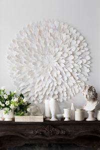 25+ best ideas about Paper wall decor on Pinterest | 3d ...