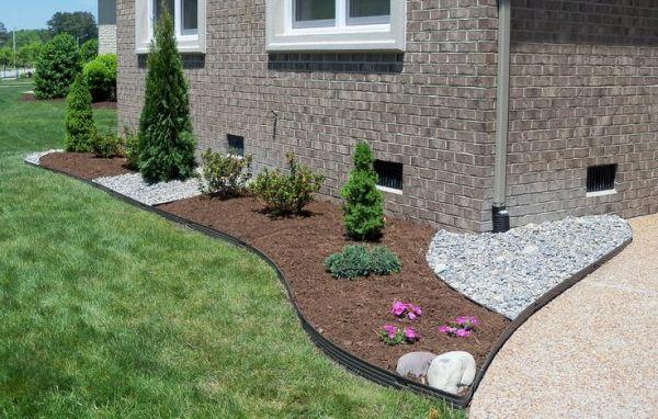 gravel landscaping ideas va beach